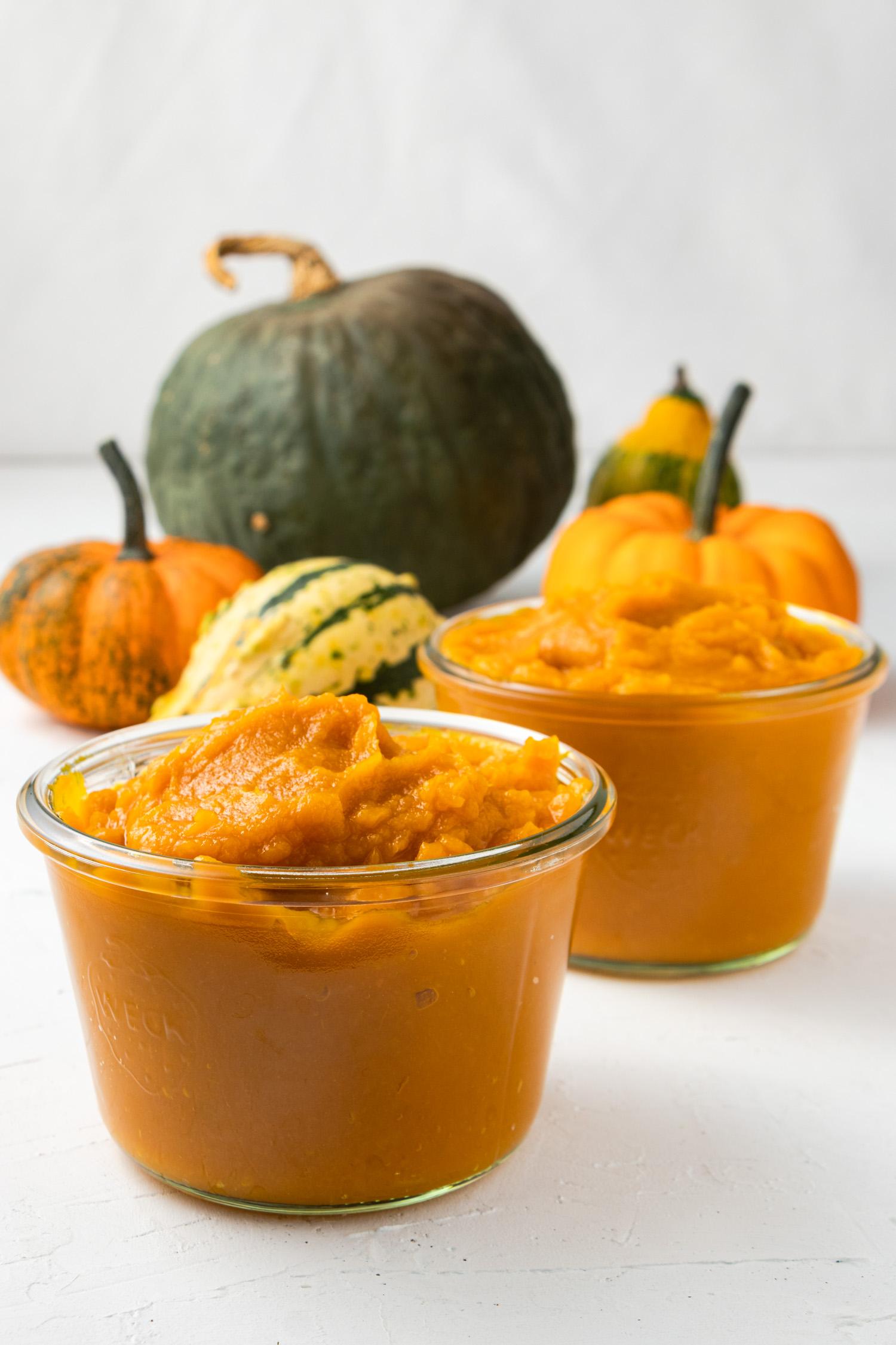 Low FODMAP Pumpkin Puree