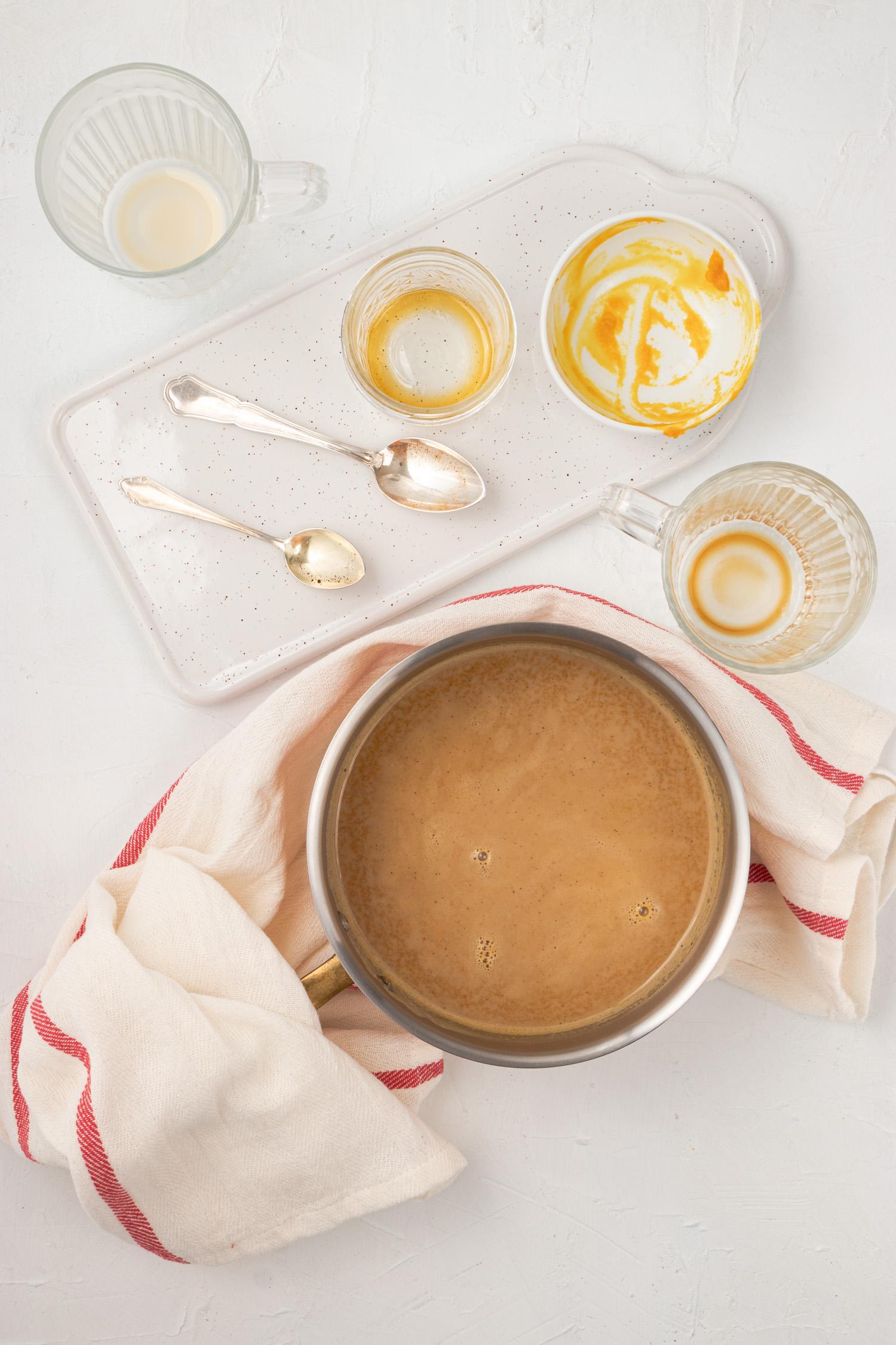 Low FODMAP Pumpkin Spice Latte Recipe